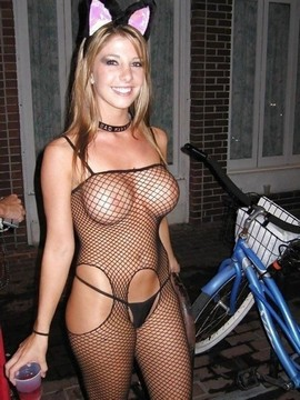Sluttiest Halloween costume ever.