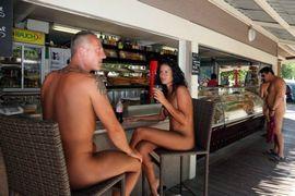 Naked Bar, CHM RENE OLTRA CAP D'AGDE