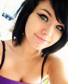 Beautiful Slavic girl