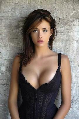 Hot woman.