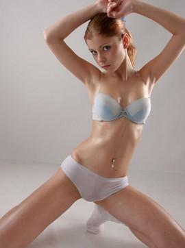 Non-nude Teen Girl.