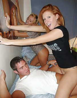Real Amateur College Orgy
